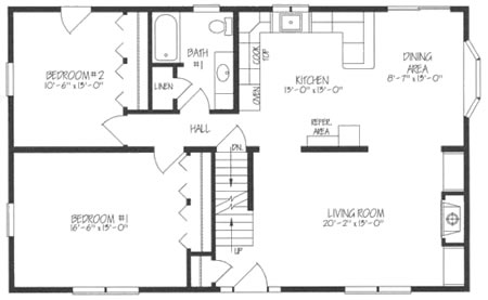 I0000Uso2cnECN3w together with Tiny House Single Floor Plans 2 Bedrooms Bedroom House Plans Two Bedroom Homes Appeal To People In A Variety together with 3 further Open House Plans further Designing Your Environment Establish Your Style. on bathroom style gallery