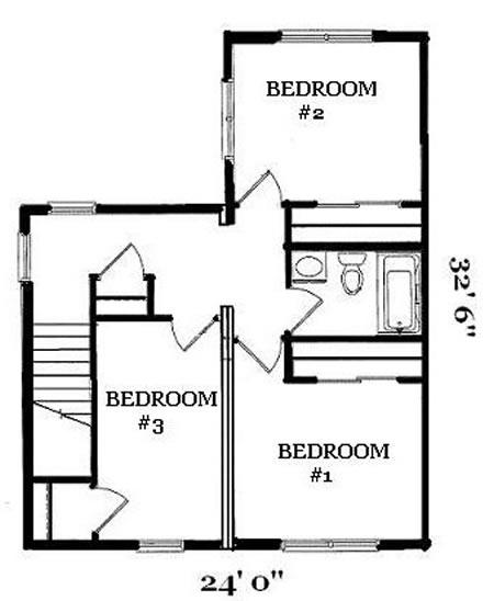 Floor Plan Detail | Hallmark Modular Homes