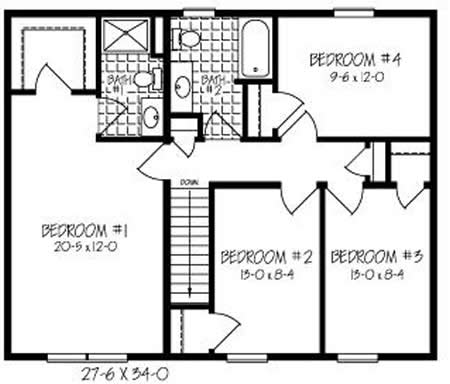 Tru Mh The Tyson 36tru28684rh 1791 Square Feet 4 3827d868e9919293 also Morimoto Restaurant By Tadao Ando New York as well 2 Story Narrow House Plans furthermore Free Bi Level House Plans HousePlanType 6 together with The Celina. on bi level home plans