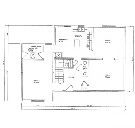 T197333 1 hallmark modular homes for Hallmark homes floor plans